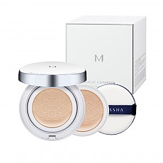 [Missha] M Magic Cushion Foundation SPF50+/PA+++ No.21