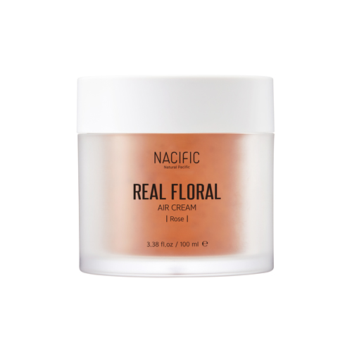 [Nacific] Real Floral Air Cream 100ml (Rose)
