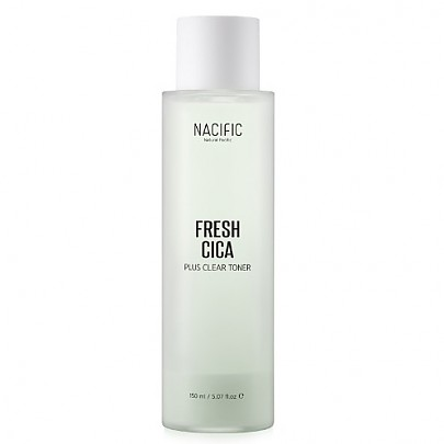 [NACIFIC] Fresh Cica Plus Clear Toner 150ml