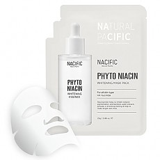 [Nacific] Phyto Niacin Whitening Mask Pack (1ea)