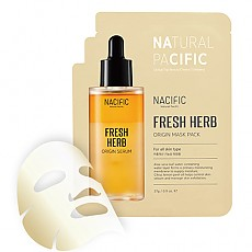 [Nacific] Fresh Herb Origins Mask Pack 1ea