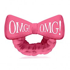 [double dare] OMG! Hair Band (Hot Pink)