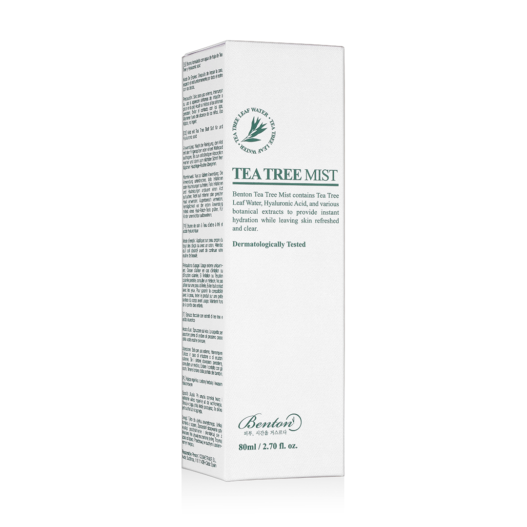 [Benton] Tea Tree Mist 80ml
