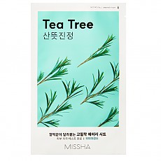 [Missha] Airy Fit Sheet Mask (Tea Tree)